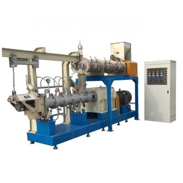 Automatic Extruded Pet Feed Pellet Snacks Food Production Line /High-Quality Pet Food Making Machines