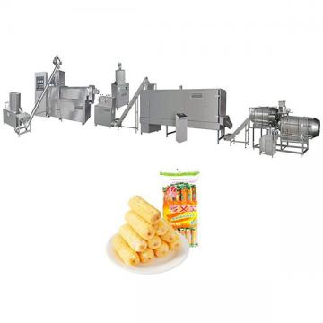 Automatic Corn Flour Snack Extruder Machine