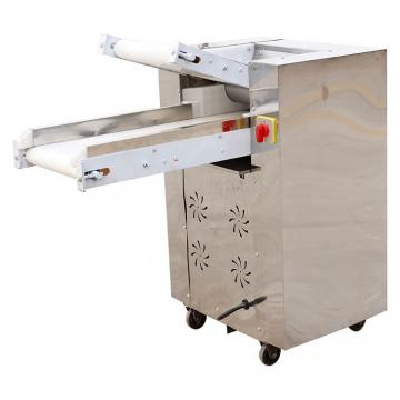 Single Phase Bakery Small Pastry Bread Dough Sheeter for Kitchen Carrying Et-FDD-450A