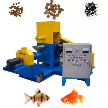 Feedstuff Machine Pet Food Machine/Dog/Cat/Bird/Fish Food Processing Line Extruder