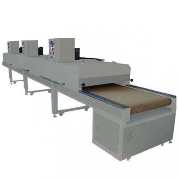 Continuous Drying Tea Vegetable Rosebud Dryerprocessing Line Manufacturer Plant
