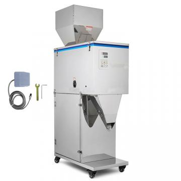 Semi Automatic Ground Coffee Powder Auger Filling Packing Machine