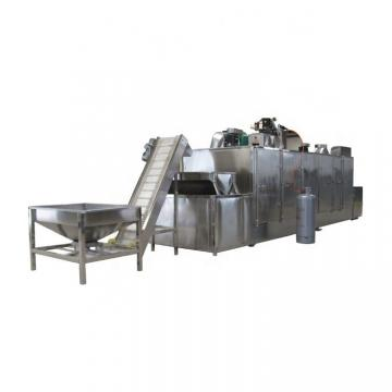 Efficient Industrial 5-Layer Hot Air Conveyor Belt Drying Machine/Multilayer Belt Dryer