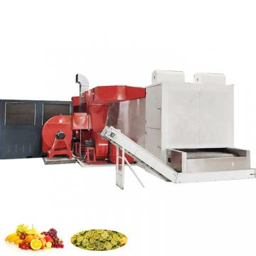 Leaves Conveyor Mesh Belt Dryer Vegetable and Fruit Drying Machine