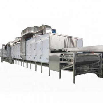 Industrial Belt Conveyor Continuous Microwave Tea Dryer Drying Machine