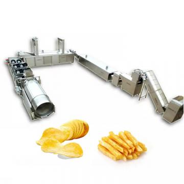 High Quality China Manufacturer Potato Chips Production Line for Sale