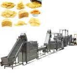 100/150/260/400kg/H Full Automatic Cassava Plantain Banana Potato Chips Making Production Line