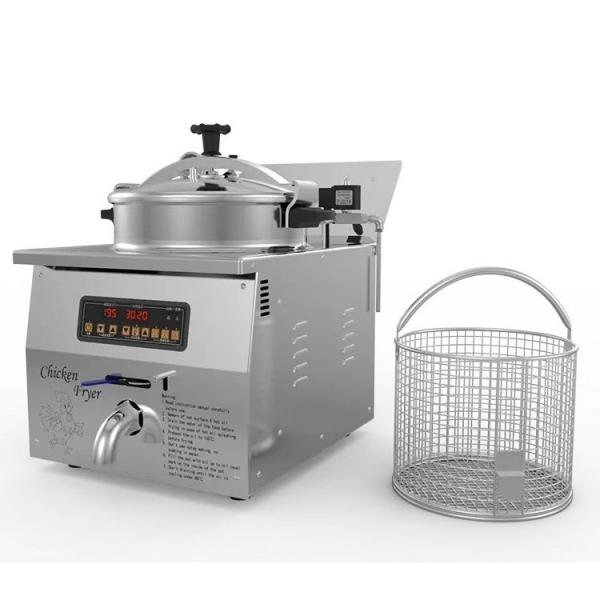 Dayi High Quality Continuous Frying Line Fryer Making Machine #1 image