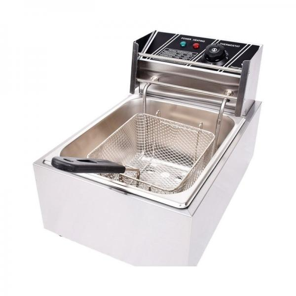 Industrial Continuous Snacks Fryer Continuous Filtration Fryer #1 image