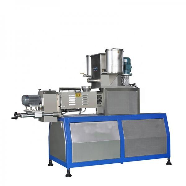 Pet Dog Cat Bird Food Extruder Processing Machine #1 image