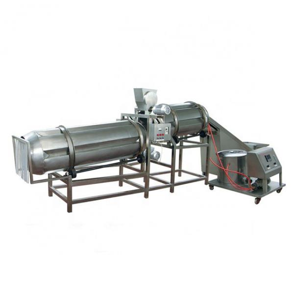 Cereal Corn Flakes Snack Food Extruder Making Machine Production Line #1 image