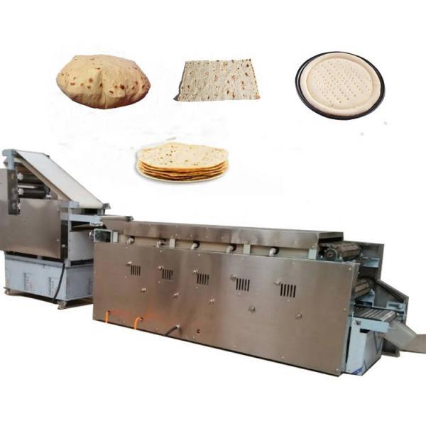 Multi-Function Pancake Baking Machine/Automatic Chapati Roti Pancake Tortilla Making ... #1 image