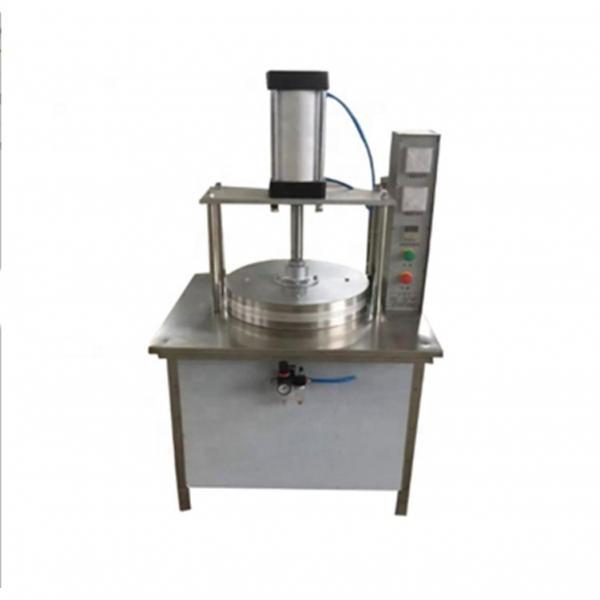 Factory Price Spring Roll Wrapper Making Machine/Injera Skin Maker/Crepe Tortilla Chapati ... #1 image