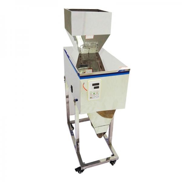 Semi Automatic Double Scales Weighing Filling Packaging Machine for Fertilizer #1 image