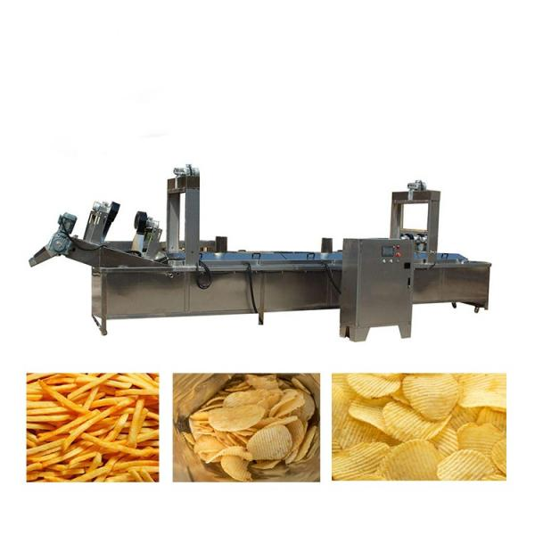Automatic Banana Slice /Potato Chips /Frozen French Fries Production Line #3 image