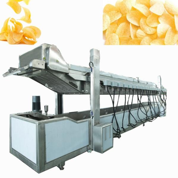 Automatic Banana Slice /Potato Chips /Frozen French Fries Production Line #1 image