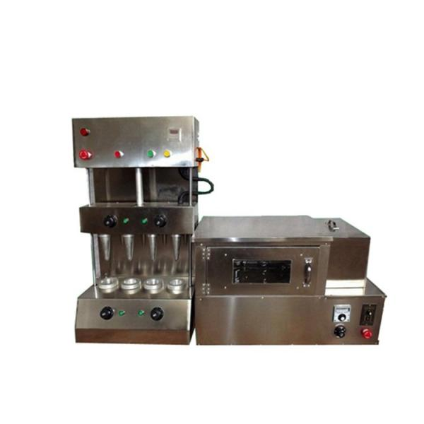High Quality Pizza Cone Production Line with Stainless Steel Material #1 image